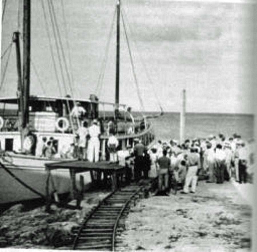 Launching of the Cimboco