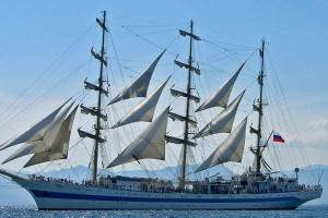 What Is the Age of Sail? as written by Jessica Ellis