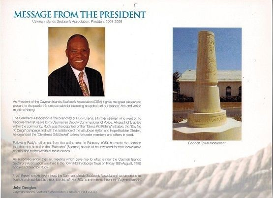 2009_Presidents Message