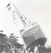 Cimboco, the first locally-owned motor ship, was known as the lifeline of the Cayman Islands. Its cargo introduced Caymanians to ice and exotic foods and it carried locals needing to visit Jamaica. The Cimboco also provided freight, passenger and mail ser
