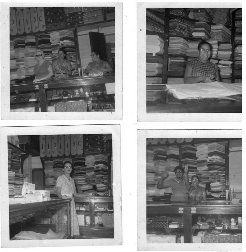 Merren Dry Good Store 1958